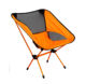 China TianYe Aluminium camping chair foldable Portable Lightweight Backpack beach folding camp chair