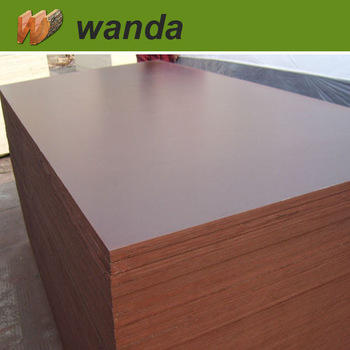 18mm laminated construction formwork Plywood
