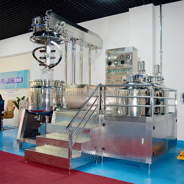 AVE-200L ginger garlic paste making machine, ginger garlic paste production line