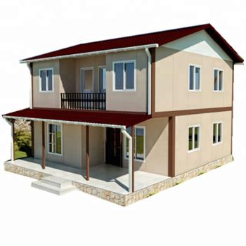 2 غرفة نوم وحدات المنازل مقصورة <span class=keywords><strong>خشب</strong></span>ية مجموعات منزل الجاهزة منزل الجاهزة
