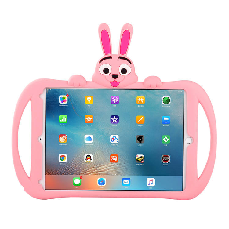 Kids Soft Lightweight Silicone Cartoon Tablet Pro Cases For Apple iPad 9.7 Cover