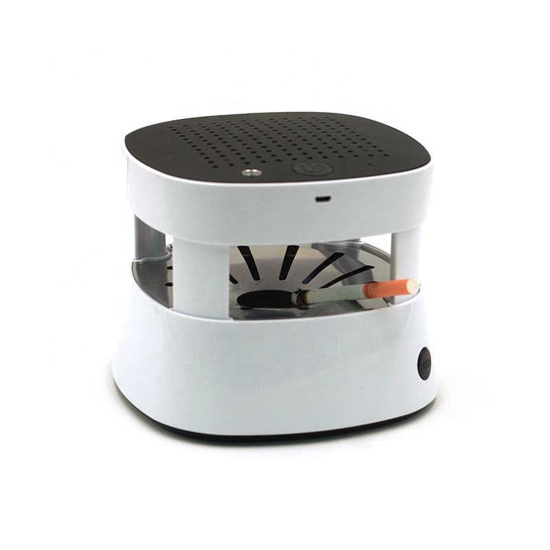 Best Price Office Home Electric Smoke Free Ashtrays AIR PURIFIER ASHTRAY