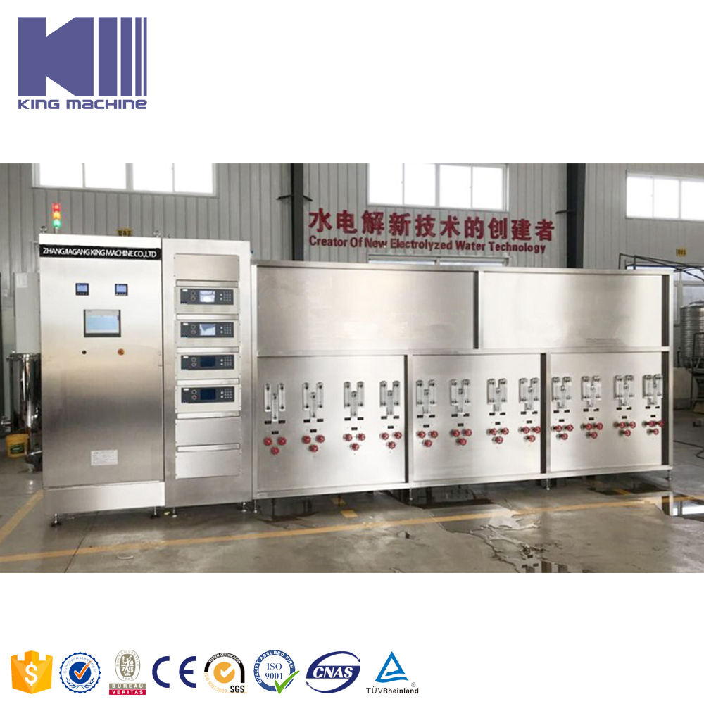 Industrial Alkaline Water Machine Equipment for Alkaline Water