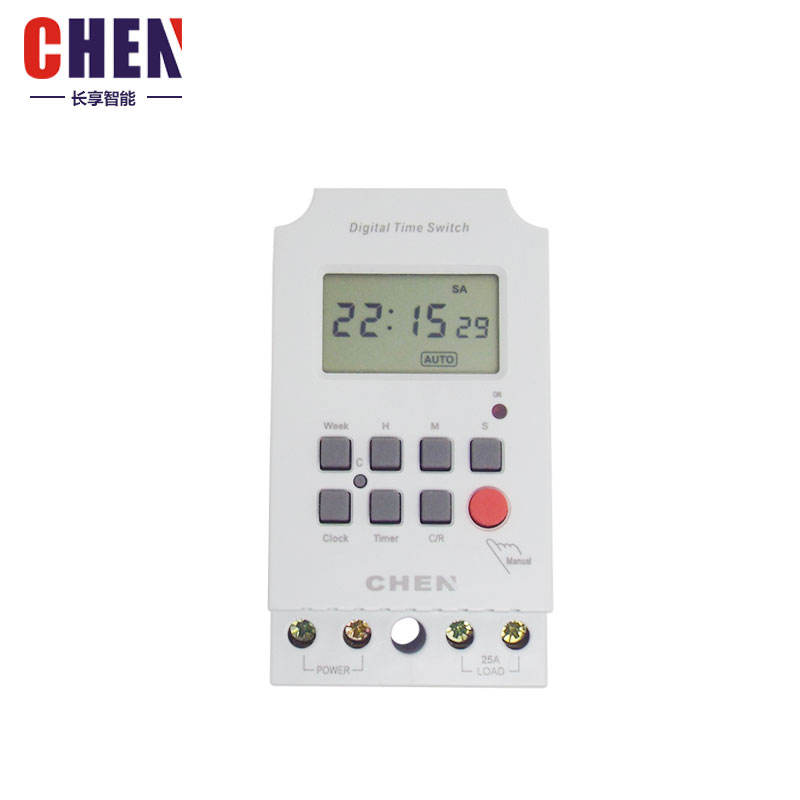 Chen KG316T-II LCD Light Switch Timer Digital Timer Programmable Listrik Time Switch