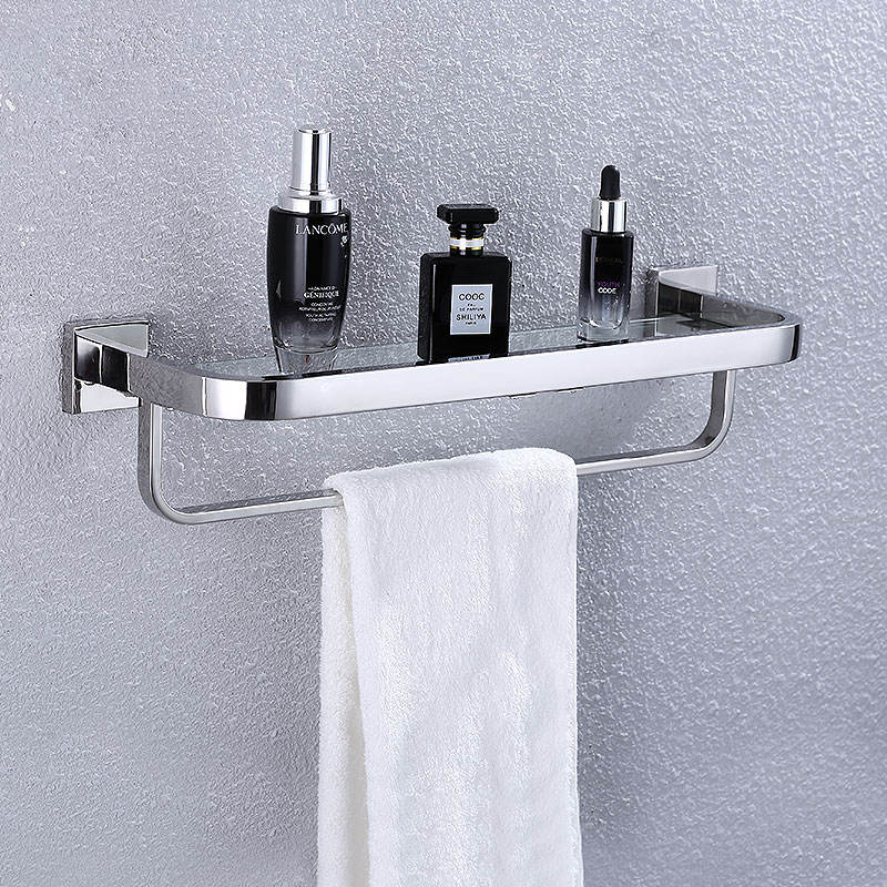 304 Stainless Steel Bathroom Shower Corner Shelf Bath Corner Shelf Rack Glass Corner Shelf Design