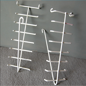 Metalen Tie Rack Lederen Riem Display Stand
