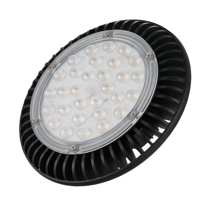ไม่มี MOQ professional made SMD2835 RoHS CE IP68 AC85-265V 100 W 150 W 200 W UFO led high bay light