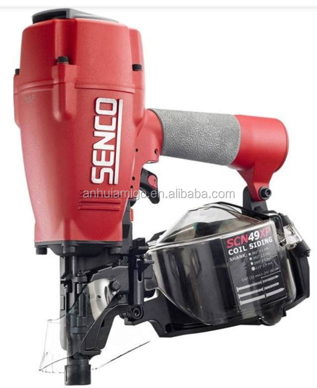 FREE SAMPLE SENCO MAX BOSTITCH DESIGN AIR NAIL GUN CN45 55 70 80 90 100 COIL NAILER