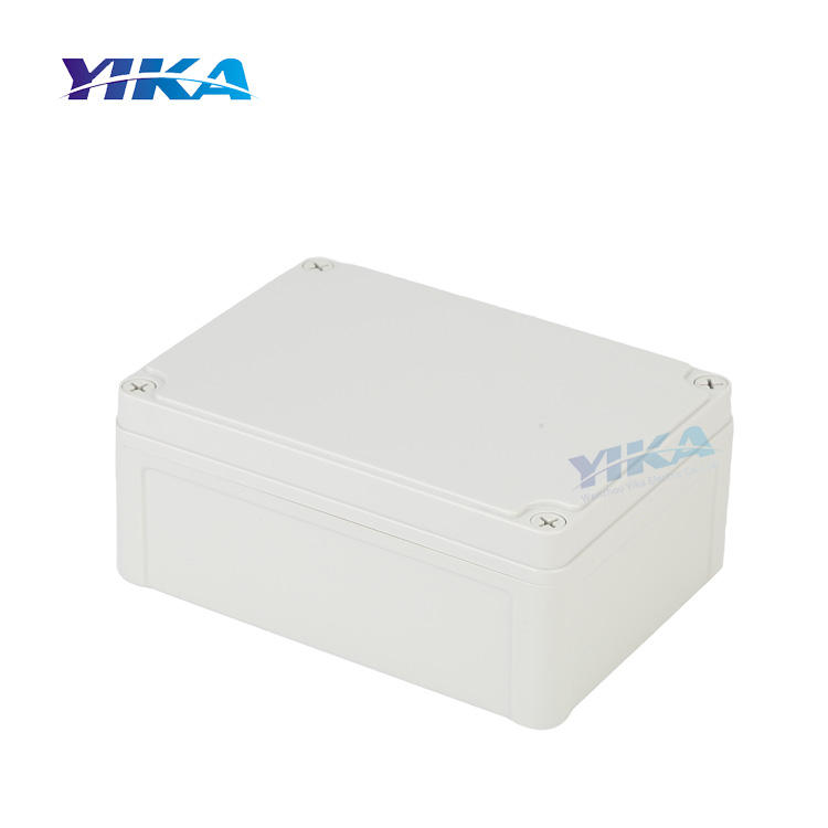 YIKA abs para caja electrónica ip66 200*155*80 panel eléctrico junction impermeable