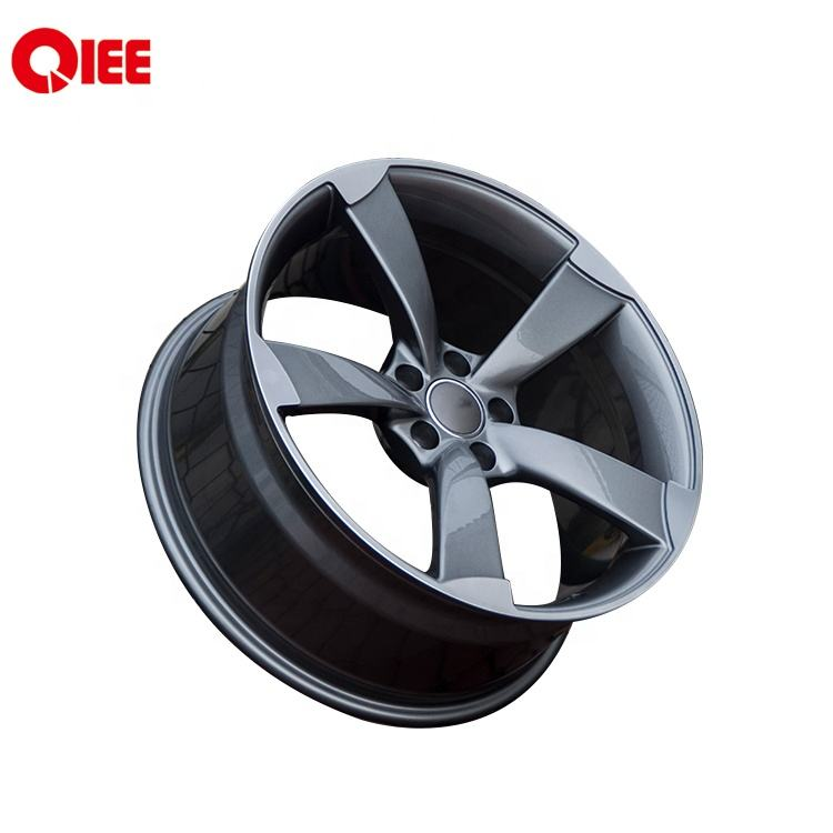 Q81 german forged alloy one piece car wheels 18 inch for Audi