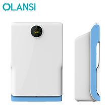 Olansi Factory Sell True HEPA Plasma Wave and Odor Reducing Carbon Filter PM2.5 Air Cleaner 6 Stages Purification