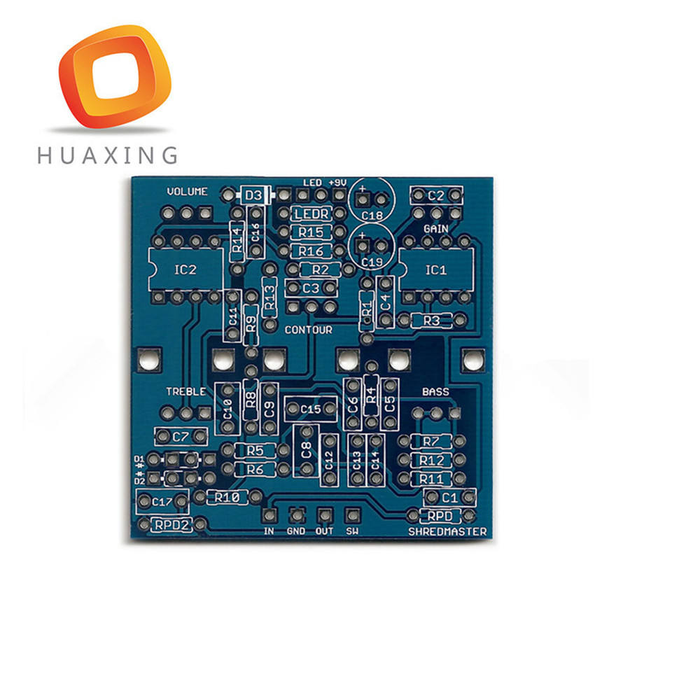 ROHS 94v0 Fr4 Printplaat Reverse Engineering Professionele PCB Milieu