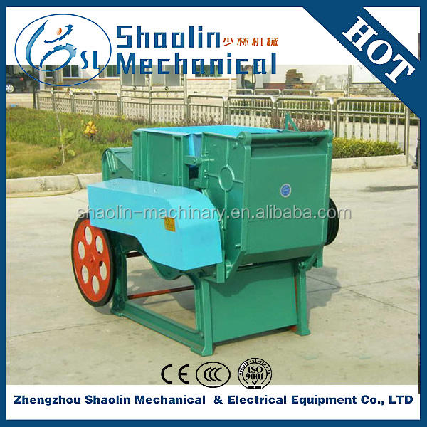 High accuracy dust absorption cotton ginning machine with low price