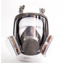 anti-dust chemical resistance protective mining face gas mask