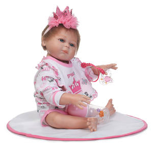 비닐 Material 및 Model Toy Style American Reborn Baby Dolls