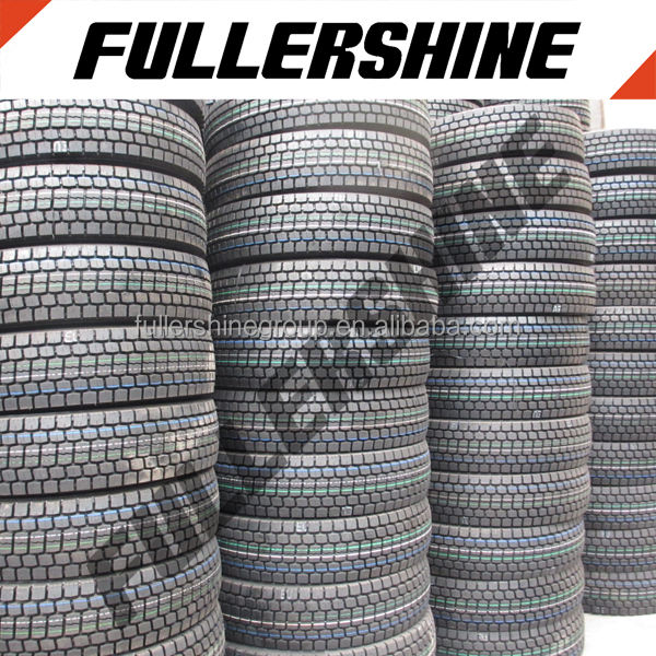 FULLERSHINE/LANDFIGHTER Truck Tyre M+S China Manufacture Top Brand Cheap Price 295/80R22.5