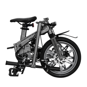 2018 Hot Selling Foldable Light Folding Electric Bike With New Structure