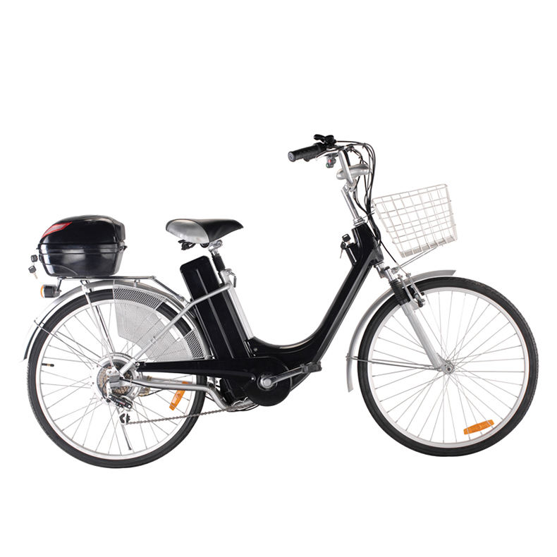 cheapest Upgraded Version Electric City Bike 26inch 250w 36v 10ah