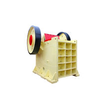 Good Quality Jaw Crusher Pebble Cobble Crushing Plant