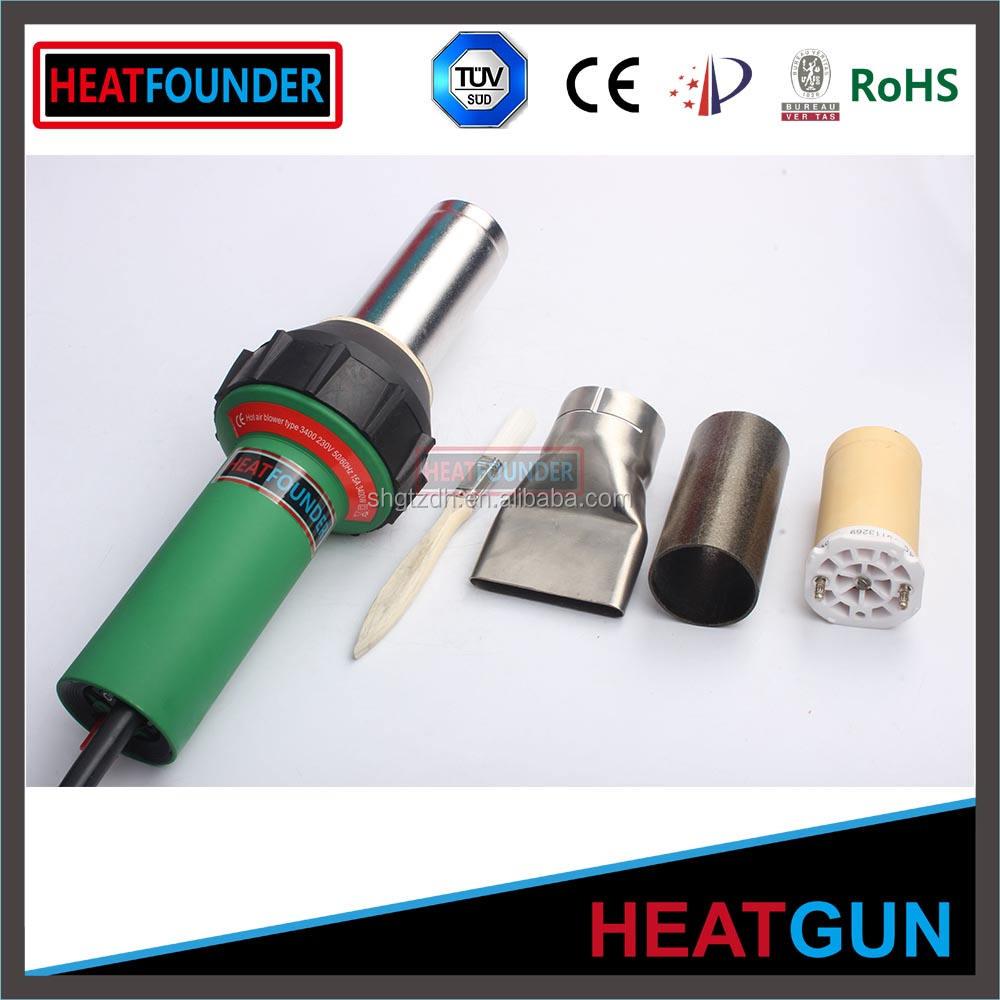 3400 Вт регулируемая температура горячего воздуха сварщик мини <span class=keywords><strong>тепловой</strong></span> пушки