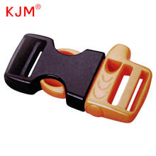 OEM ODM durable whistle buckle safety plastic side release buckles for outdoor hiking