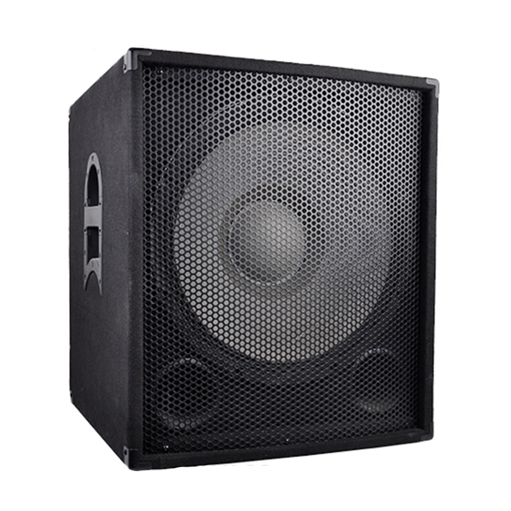 RQSONIC CP18S Professional 18Inch Big DJ Bass Speakers Subwoofer