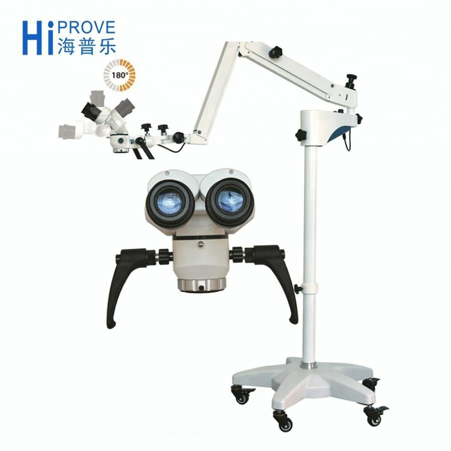 LED Surgical Operating Microscope For ENT Dental Ophthalmology Gynecology Use