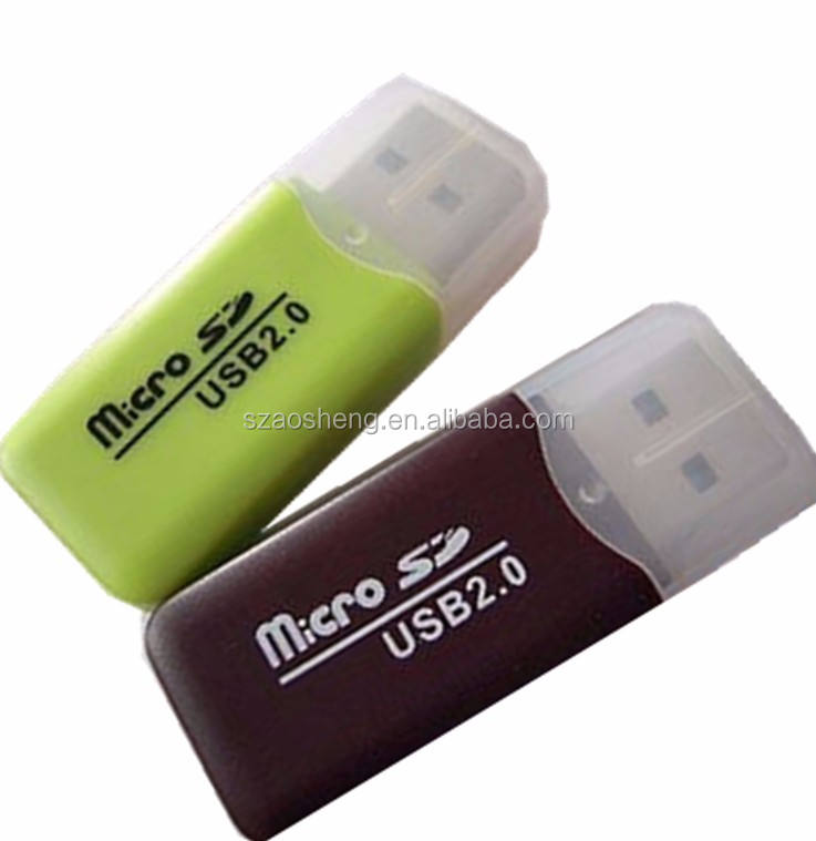 32gb micro memory card usb adapter with factory price