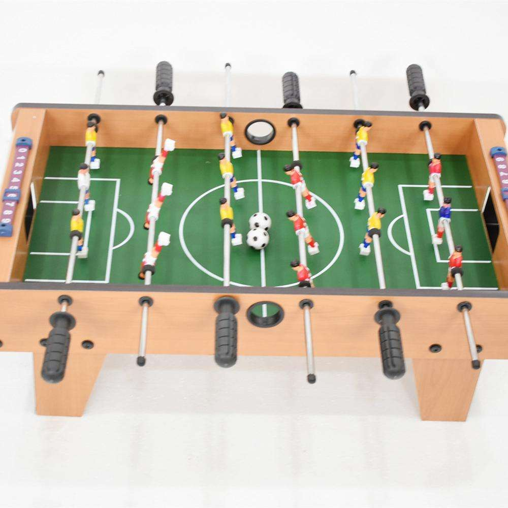 2019 Wholesaleindoor football game taizhou best tabletop children wooden football table