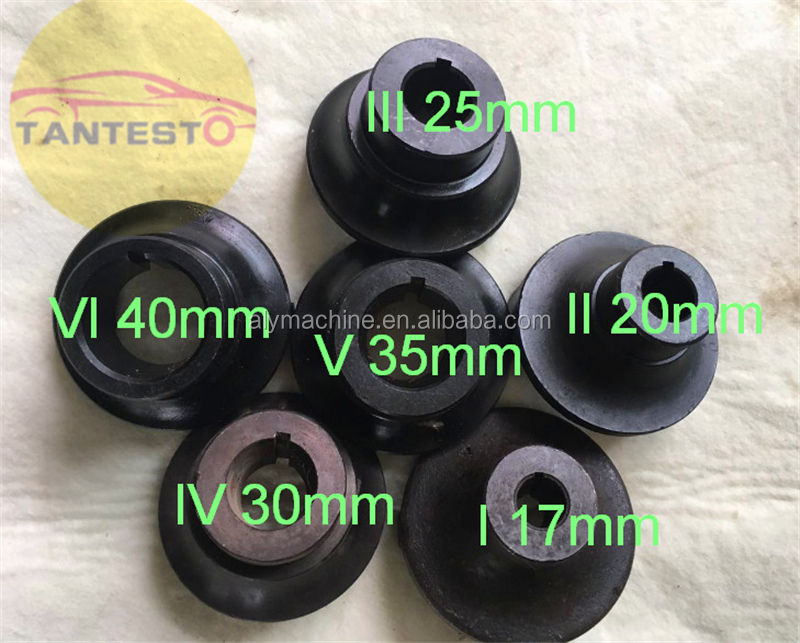 17-35mm diesel pump connect coupling for diesel test bench, diesel pump repair tool parts, 1PCS