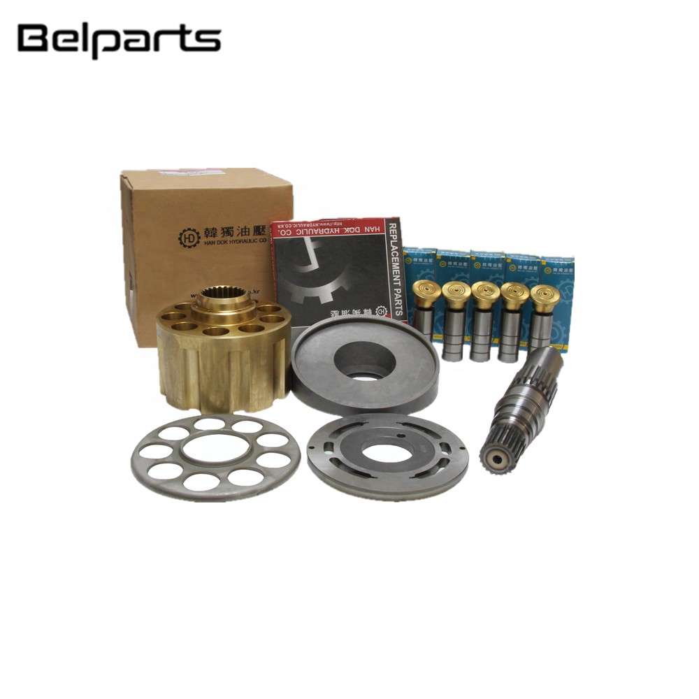 Belparts GM07 GM08 GM09 GM17 GM18 GM21 travel motor spare parts