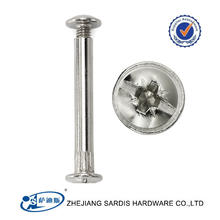 Sadis hardware manufacturer low price high quality furniture M6M8M10 blind nut screws connecting bolts