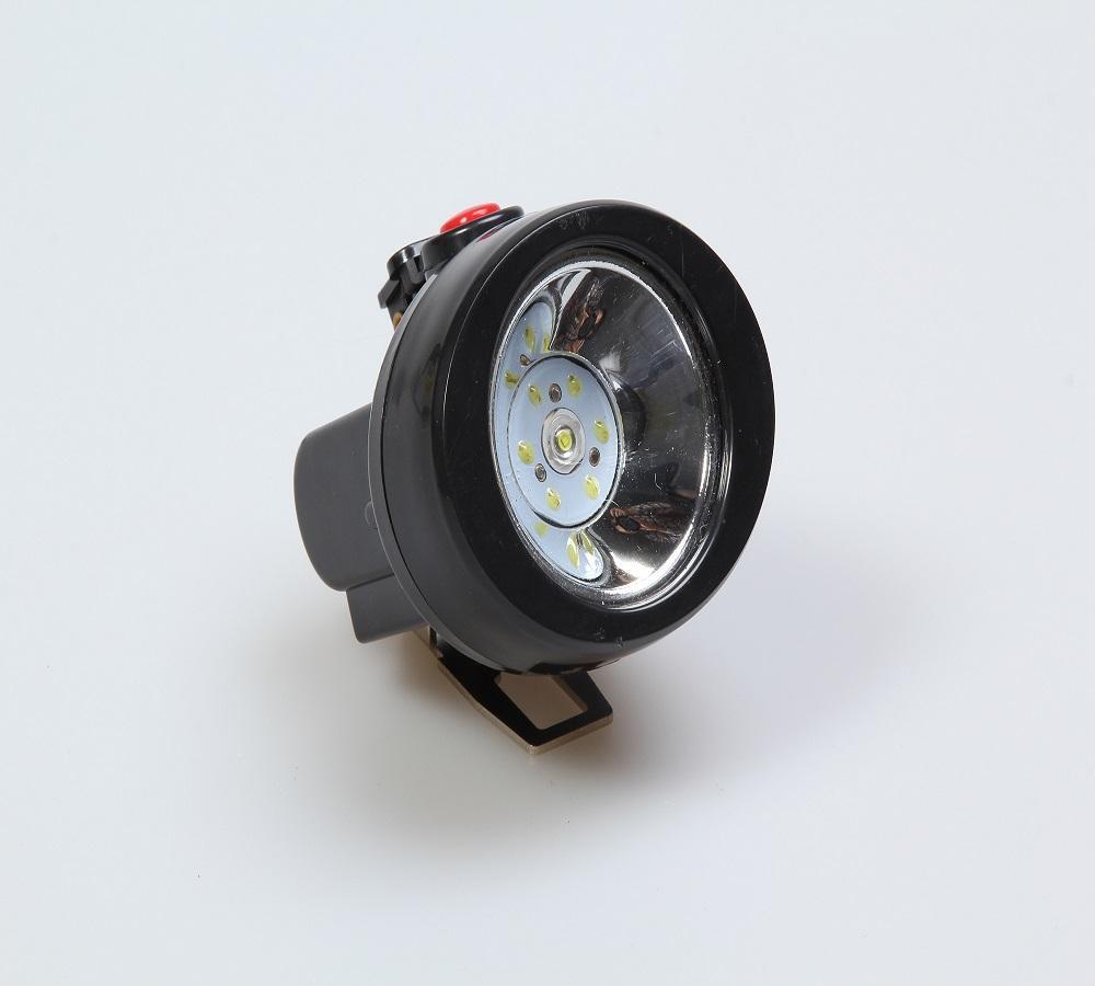 9000lx KL2.5LM/KL2LM LED cordless miner safety cap lamp wireless miner cap lamp