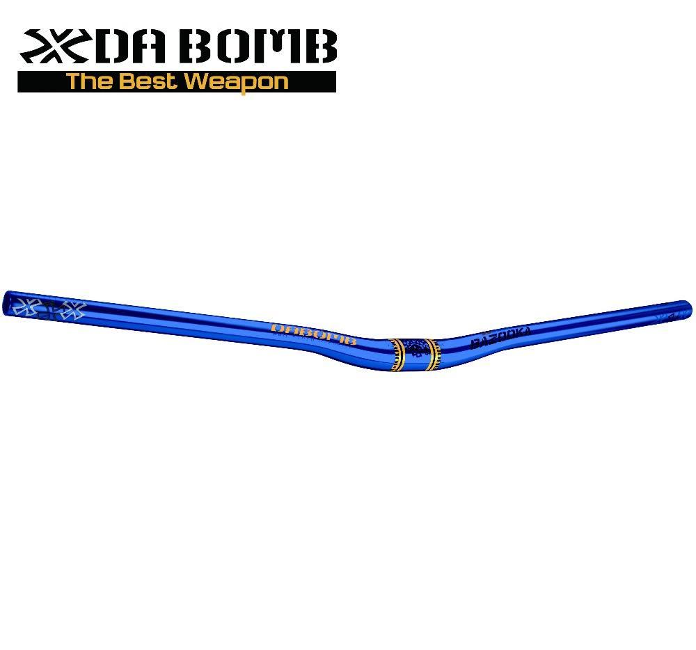 Da Bomb Stroke Carbon Riser Bar MTB Bike Mountain Bicycle Handlebar