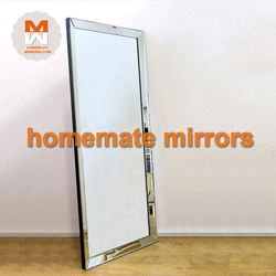 3A Quality Favorite Style Cheapest Price body mirror full size big modern beveled rectangle