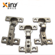 Normal mini metal cabinet hinge soft closing hinge for toilet