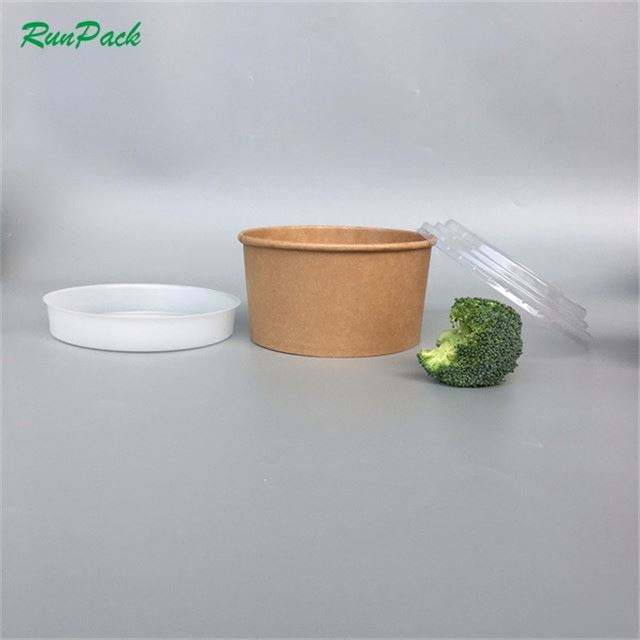 China Manufacturer Fast Food Packing Environmentally Friendly Soup Bowl To Go