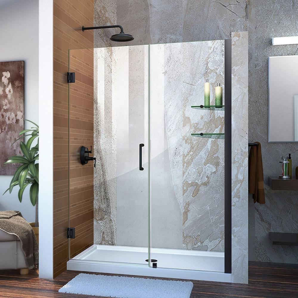 luxurious shower room tempered glass sliding door shower room spa bath shower enclosures