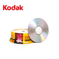 Kodak blank dvd+r with 4.7gb capacity