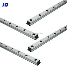 width from 15mm to 45mm Low profile guide rail / way of CNC machining linear guide rail