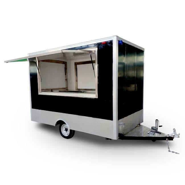 2020 portable dining car can be customized food truck trailer mobile kitchen