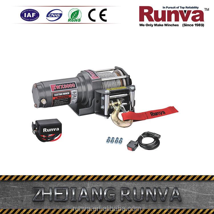 Runva Prezzo di Fabbrica Dc 12 V O 24 V <span class=keywords><strong>Unità</strong></span> di Alimentazione Opzionale Verricello Elettrico £ 3000