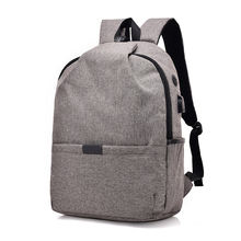 2019 new product bags school with ant fleece fabric bagpack bags for men permit visa work China supplier