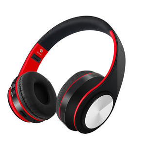 Get free samples foldable handsfree headphones sports stereo wireless bluetooth headset