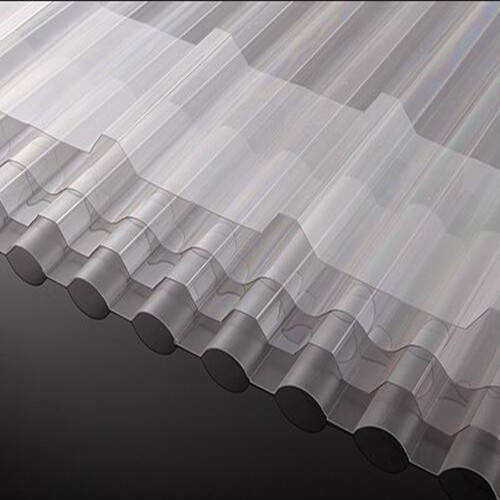 plastic building material solid hollow embossed corrugated polycarbonate panels pc roofing sheet