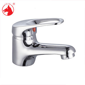 Economic brass water tap cheap wash basin faucet