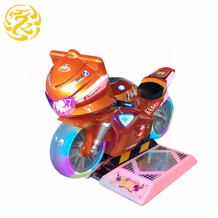 Coin Operated Arcade Simulator Moto Racing Game Machine for Sale