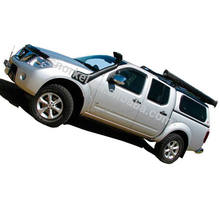 4x4 Snorkel for Navara D40/Pathfinder R51 single cab ,dual cab snorkel 2008 onwards YD25DDTi