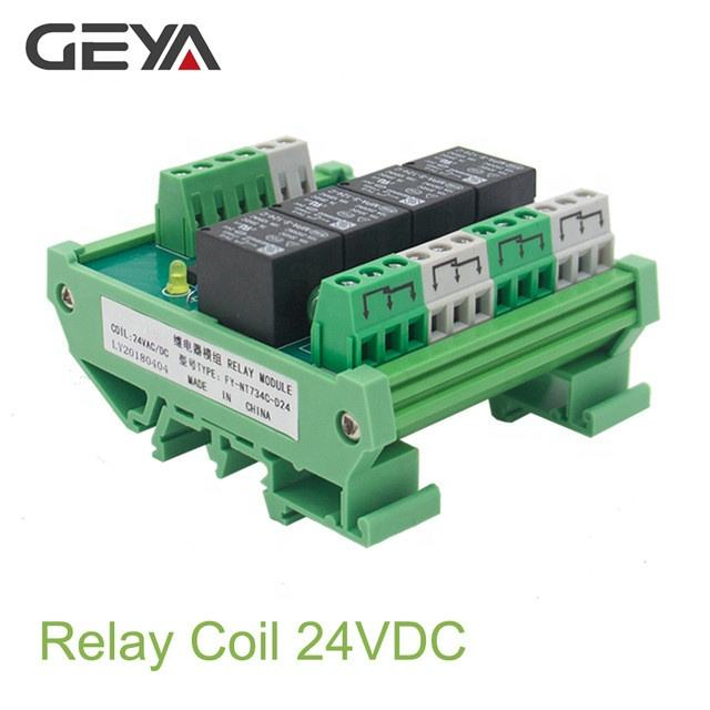 SPDT FINDER 39.31.0.024.0060 RELAY 24VAC//DC 10A DIN-RAIL