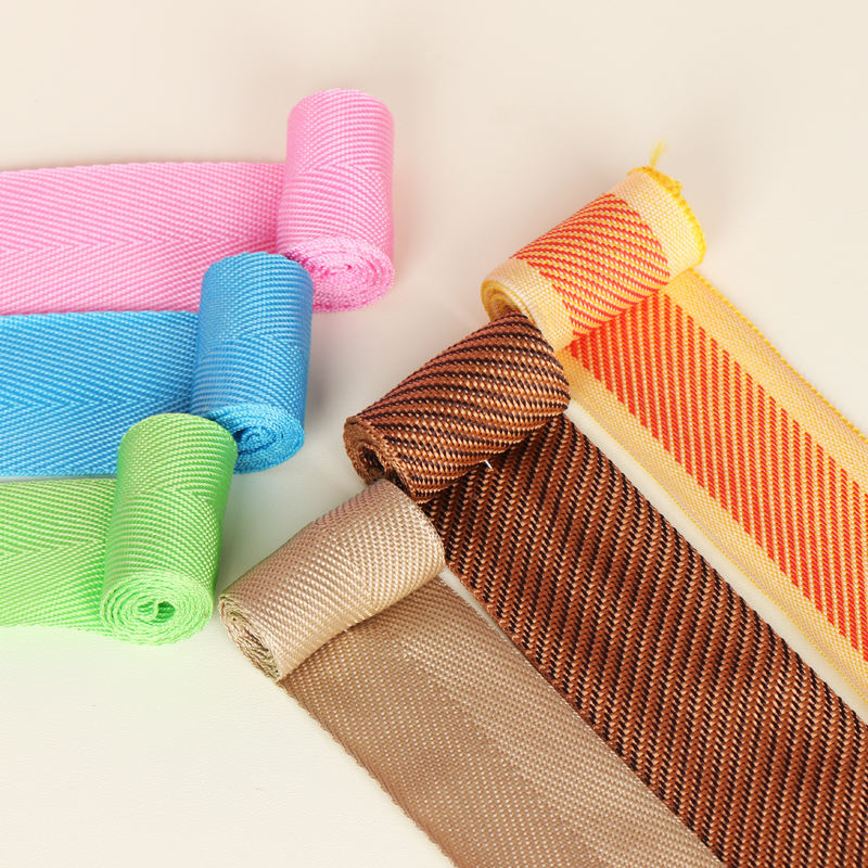 20mm 50mm carry cotton stripe mattress custom for bags nylon webbing straps